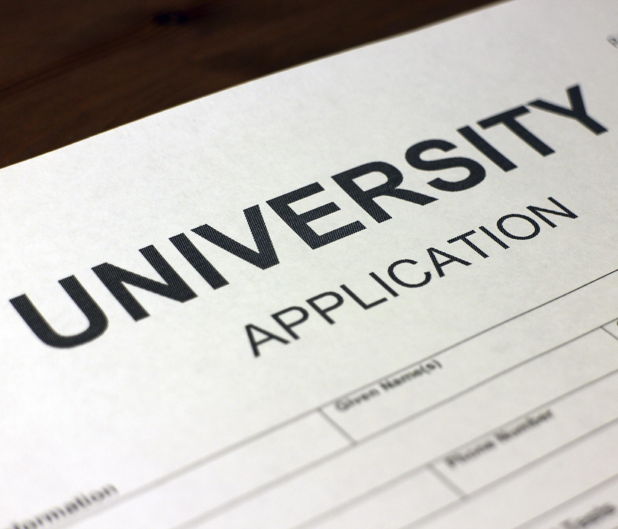 Application University
