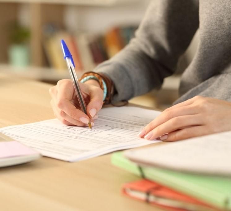 Application and enrolment