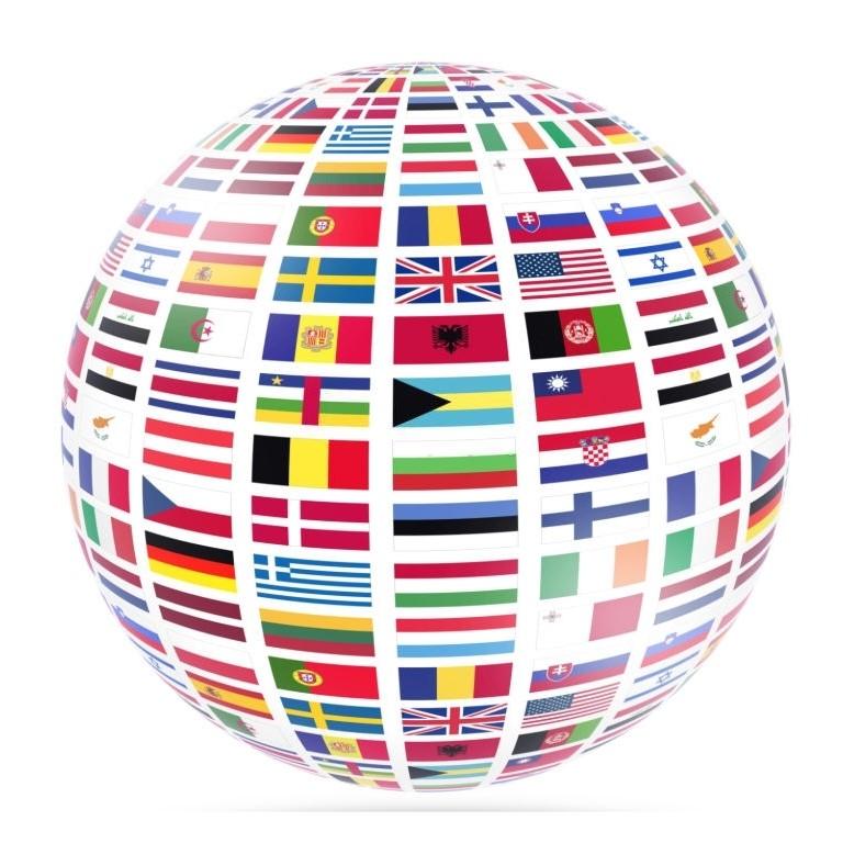 Application and enrolment-world globe